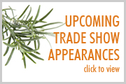 Upcoming Tradesohow Appearances